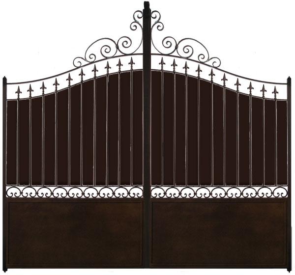 Vente de portail portillon jardin 1m50 | Sobc85