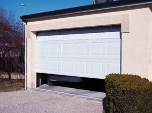 Portes de garage - Porte metallique isolante ...